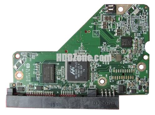 2060-771824-003 WD Scheda Elettronica Logica PCB Disco Rigido