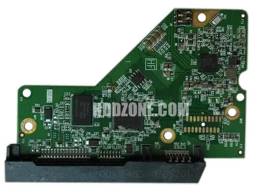2060-771978-001 WD Scheda Elettronica Logica PCB Disco Rigido