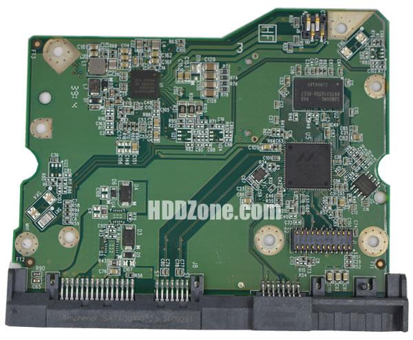 2060-800001-004 WD Scheda Elettronica Logica PCB Disco Rigido